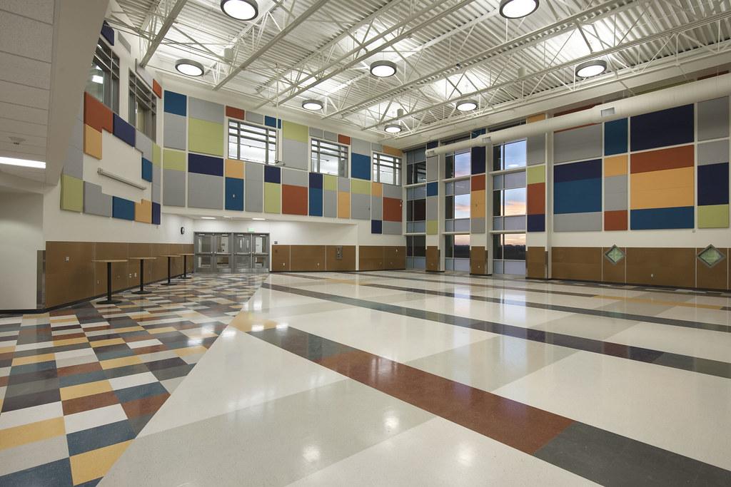 Green Valley Ranch High School - Azrock