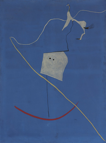 Joan Miró - Circus Horse [1927] by Gandalf's Gallery