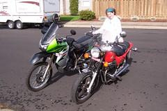 Me & my bikes