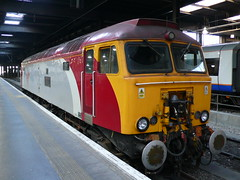 57311 'Parker', London Euston (looper23) Tags: uk railroad england london train october diesel rail railway loco trains class virgin locomotive thunderbird euston parker 47 57 2011 57311