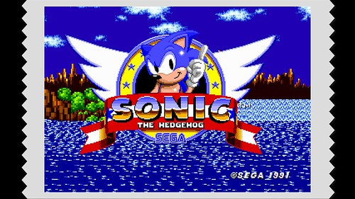 Sonic 1 in Sonic Generations
