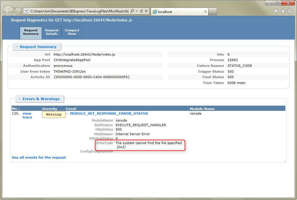 Jon Galloway - Using Node js in an ASP NET MVC application