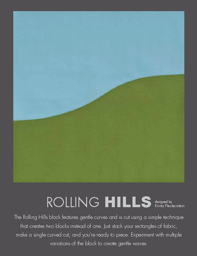 rolling hills block