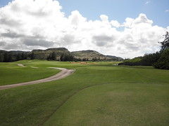 Turtle Bay Colf Course 286