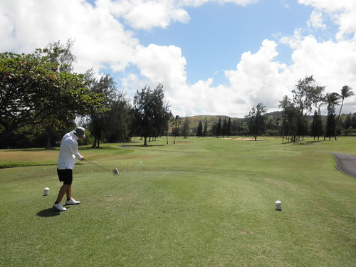 Turtle Bay Colf Course 191