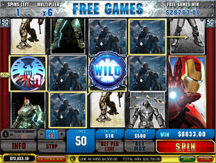 free Iron Man 2 50 Lines free games