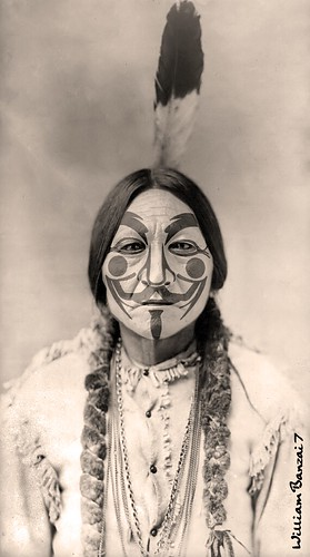 SITTING BULL by Colonel Flick