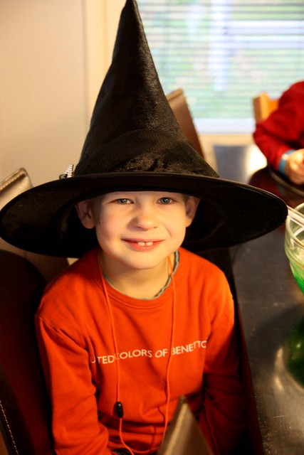 Niilo, wizard of the house