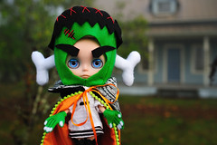 Frankenblythe wish you a Happy Halloween