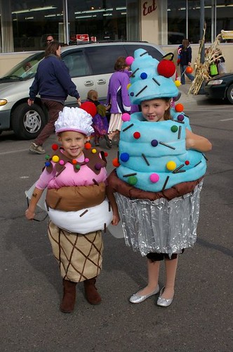 Cupcake Costumes For Kids