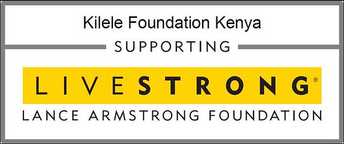 liveSTRONG Kenya is under Kilele Foundation Kenya by Kilele Foundation Kenya