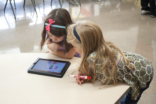 Kindergarten iPad