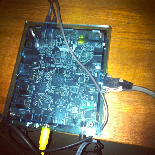 MilkyMist video synthesizer