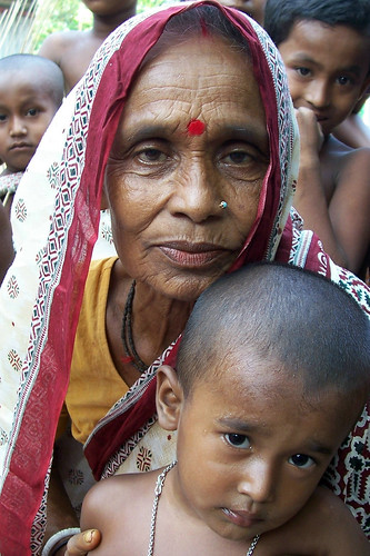 Fisher faces, Bangladesh. Photo by WorldFish, 2004