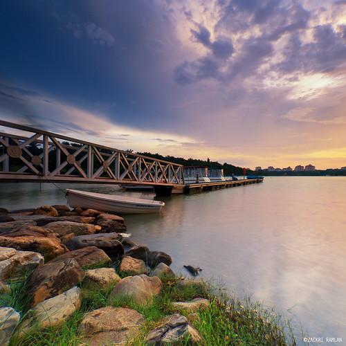 Putrajaya Wetland by Zackri Zim'S™