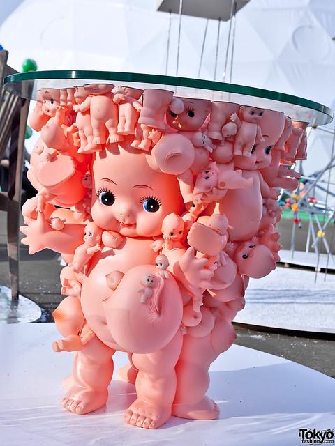 Kewpie Doll Coffee Table, Tokyo