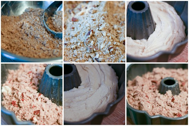Ultimate Streusel Bundt collage 1