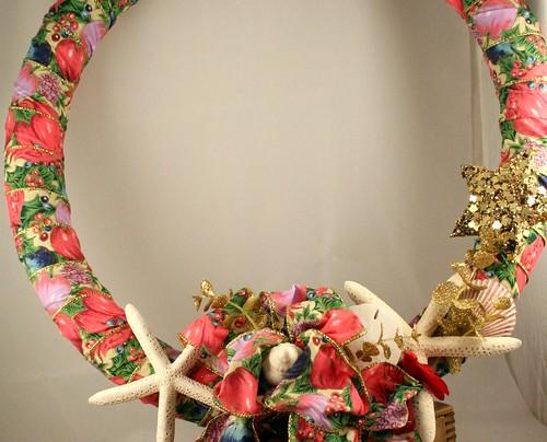 Shell Wreath 3