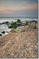 Fresh Evening Air (V.kryukova) Tags: longexposure sunset sea summer vacation seascape sand filter tobacco cokin gradual azov neutraldensity gnd8 southrussia