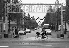 Amsterdam (Bart van Dijk (...)) Tags: city urban bw netherlands amsterdam bike bicycle blackwhite zwartwit nederland citylife streetphotography bicyclist dailylife stad fiets zw fietser stadsarchief peopleinthecity amsterdambike stra