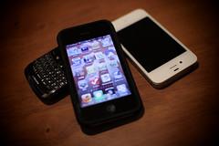 3GS / 4S / BlackBerry.