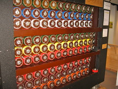 Bombe (Timitrius) Tags: park museum computer code computing breakers worldwar2 bombe cryptography bletchley nationalmuseumofcomputing