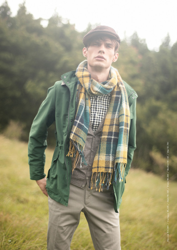 Borys Starosz0033_field dream Autumn & Winter Collection 2011