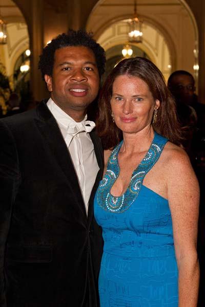 2011 MOAD Gala at the Palace Hotel