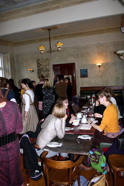 blogger treffen berlin 1 nov 2011