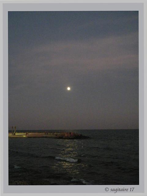 Anochecer sobre el mar / 09-09.007.2