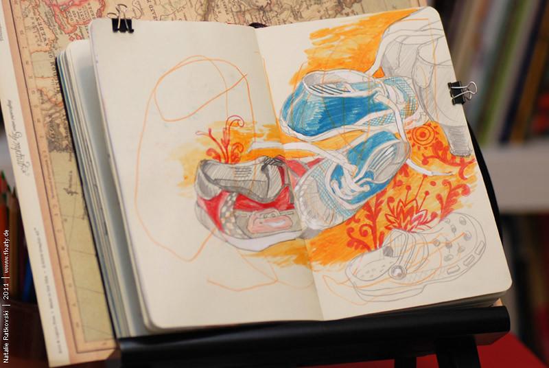 My Moleskine 2011