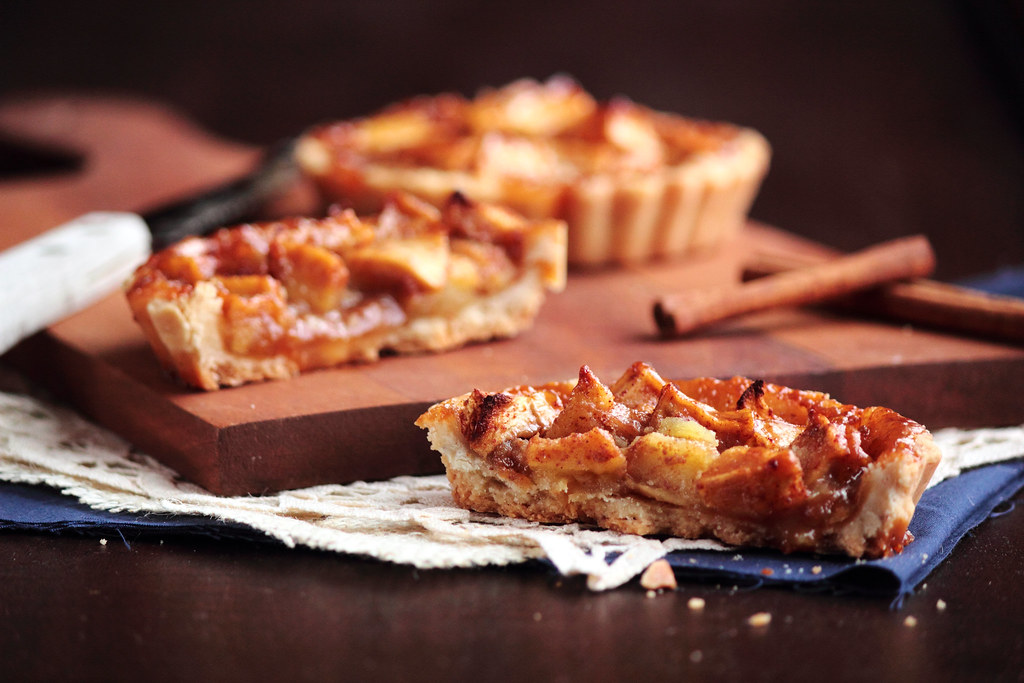 Pastry Affair | Caramel Apple Tart