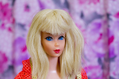 Dramatic New Living Barbie