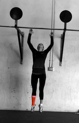 HKH Orange Sock & Jump