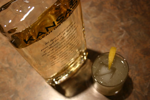 Kansas Clean Distilled Whiskey Sour