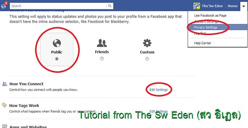 Subscriber ใน Facebook