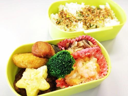今日のお弁当 No.224 – 鰹みりん焼