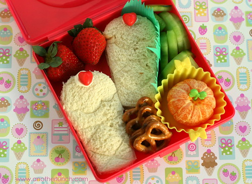 sweet LunchPunch Bento