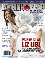 Poker Pro Magazine, Canada - Nov 2011 issue (Liz Lieu) Tags: canada magazine model lizlieu thepokerdiva propokerplayer
