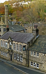 White Lion, Hebden Bridge by Tim Green aka atoach