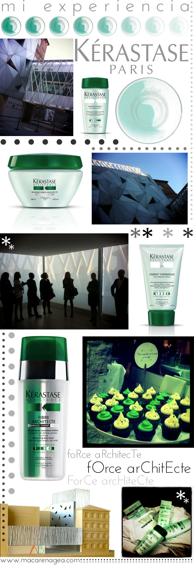 collage kerastase