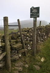 No 222 (l4ts) Tags: autumn landscape derbyshire peakdistrict footpath whitepeak no222 peakforest limetone damdale peakandnorthernfootpathssociety