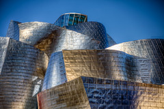 guggenheim museum, bilbao, euskadi. (Paolo Margari) Tags: art weather museum architecture canon photography photo yahoo spain day foto photographer contemporary photographers musei bilbao clear guggenheim museo fotografia museums frankgehry canoneos architettura euskadi spagna meteo fotografo fotografi giorno sereno artecontemporanea italianphotographers ferrovial paolomargari fotografiitaliani