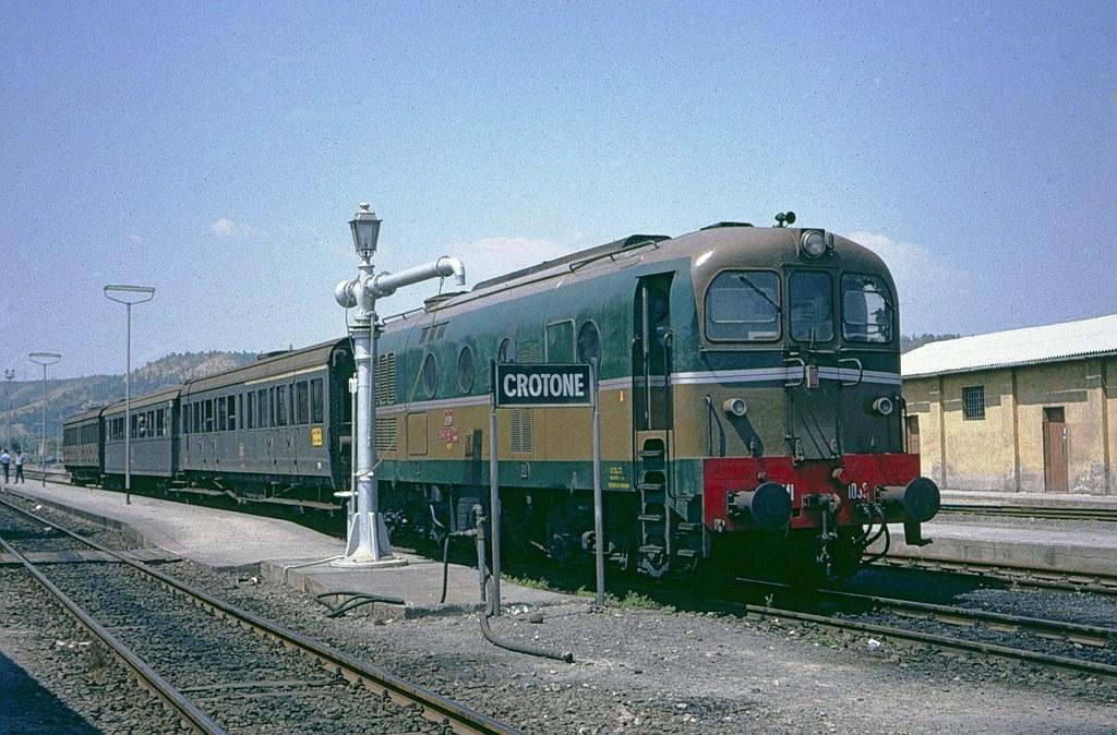 ferrovia calabria - photo#12