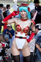 Japanese Girl's Cosplay at Comiket (tokyofashion) Tags: girl japan japanese tokyo costume cosplay comiket cosplaying cospayer