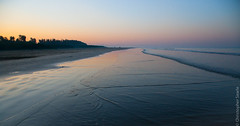 Dawn at Akshi beach this morning (Jeaunse23) Tags: seascape landscape akshibeach albaug