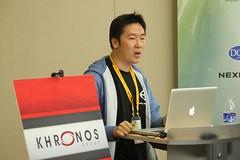2011 Korea DevU (Khronos Group) Tags: university korea developers api siggraph khronos devu opencl