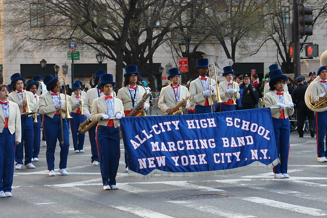 All-City High School Marching Band