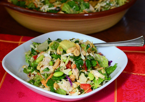 2012-03-25 Thai Chicken Salad 140
