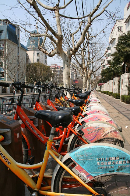 Hongzhou - Bicycle Sharing System